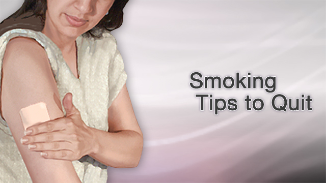 <div class=media-desc><strong>Smoking tips to quit</strong><p>You probably know by now that smoking damages your lungs, raising your risk for bronchitis, emphysema, and lung cancer. And, you're probably well aware that lighting up also puts you at risk for many different types of cancers, as well as eye disease like cataracts and premature wrinkles, you know why you shouldn't smoke, it's just the quitting part you can't seem to get past. Let's talk about some helpful tips to help you quit smoking, for good this time.